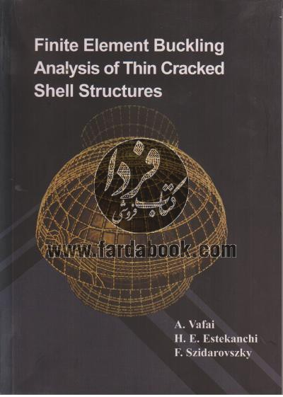 Finite Element Buckling Analysis of Thin Cracked Shell Structures