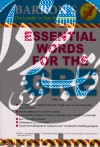 Barrons Essential Words For the GRE your Vocaulary for Success on the GRE