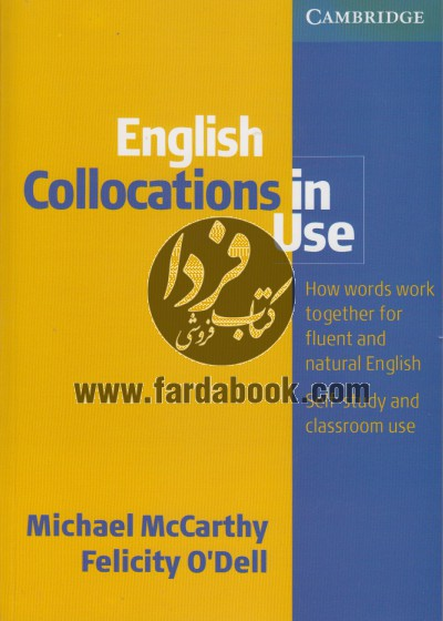 English collocations in Use