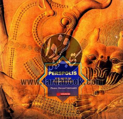 تخت جمشید تختگاه شاهان ایران/ خشتی کوچک