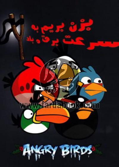 پرندگان خشمگین (2)- بزن بریم به سرعت برق و باد