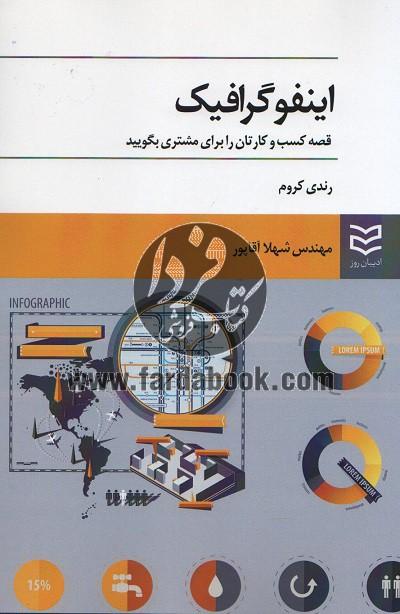 اینفوگرافیک (قصه کسب و کارتان را به مشتری بگویید)