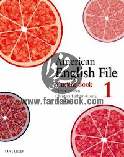 American English file Student & Workbook 1 (CD)