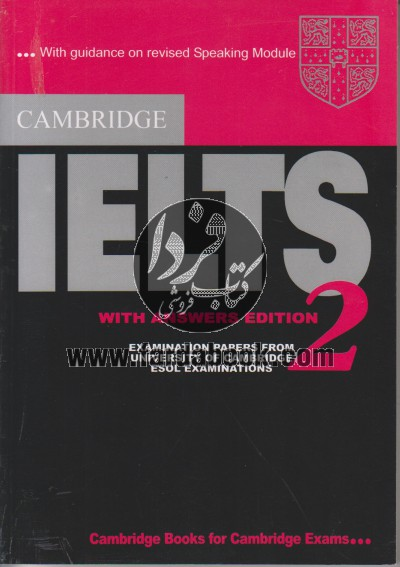 Cambridge IELTS 2 with CD