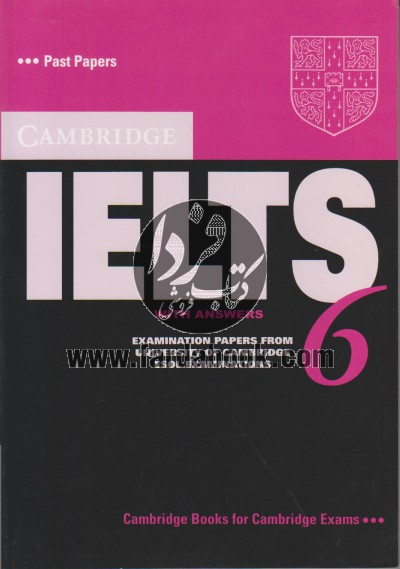 Cambridge IELTS 6 with CD
