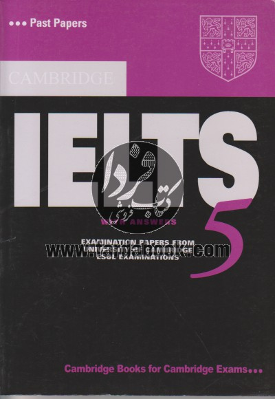 Cambridge IELTS 5 with CD
