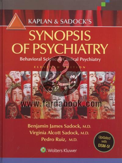 KAPLAN & SADOCKS SYNOPSIS OF PSYCHIATRY