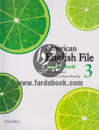 American English file Student & Workbook 3 (CD)