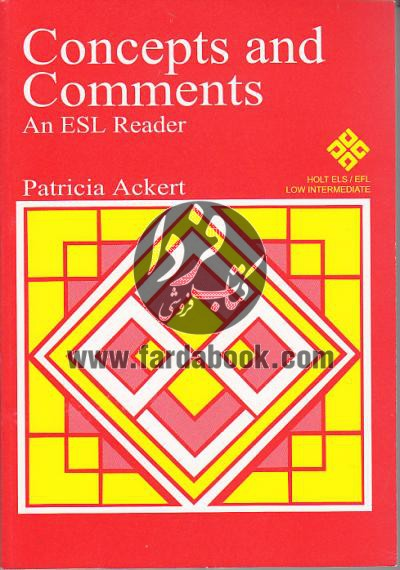Concepts and Comments - کانسپت اند کامنتز