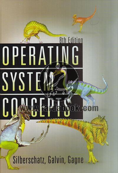 مفاهیم سیستم عامل / ویراست هشتم (افست)