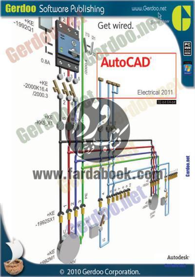 Autodesk AutoCAD Electrical 2011 64bit