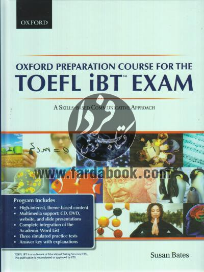 OXFORD PREPARATION COURSE FOR THE TOEFL iBT EXAM
