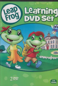 Learning DVD Set(LEAP Frog)