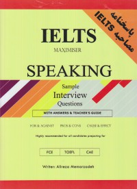 IELTS MAXIMISER SPEAKING