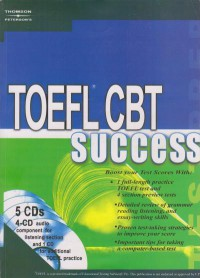 TOEFL CBT SUCCESS