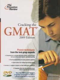 Cracking the GMAT 2009 Edition