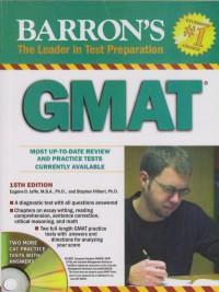 Barrons GMAT : GRADUATE MANAGEMENT ADMISSION TEST