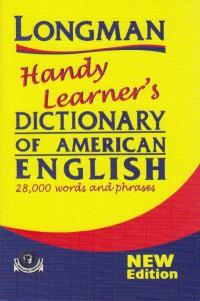 فرهنگ لانگمن لرنر امریکن انگلیش