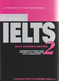 IELTS 2 - CAMBRIDGE - همراه با سی دی