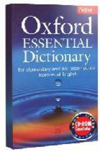 Oxford Essential Dictionary