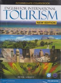 ENGLISH FOR INTERNATIONAL TOURISM (INTERMEDIATE COURSEBOOK)+WORKBOOK