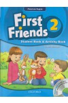 First Friends 2 Student book & Workbook and CD