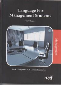 زبان تخصصی مدیریت