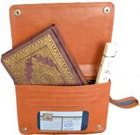 قلم قرآنی نفیس به همراه کیف و قرآن