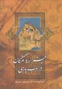 چشم ابرو مژگان در ادب پارسی