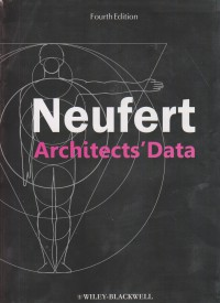 Neufert Architects Data 2014