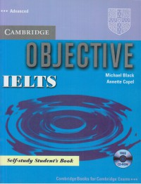 CAMBRIDGE OBJECTIVE IELTS Self-study Student's Book