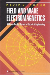 الکترومغناطیس/ FIELD AND WAVE ELECTROMAGNETICS