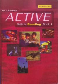 اکتیو /Active (skills for reading:book 1