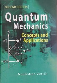 مکانیک کوانتومی / ویراست دوم (افست) / Quantum Mechanics Concepts and Applications 2th Edition