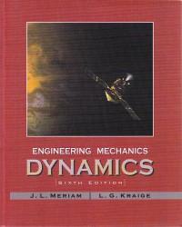 دینامیک مکانیک مهندسی /ویراست ششم (افست) - ENGINEERING MECHANICS DYNAMICS /6TH EDITION