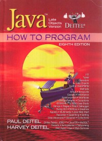 Java How to Program late objects version /افست