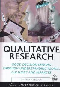 تحقیق کیفی / Qualitative Research