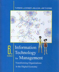 فناوری اطلاعات برای مدیریت / ویراست ششم