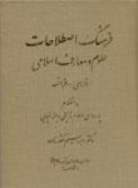 فرهنگ اصطلاحات علوم و معارف اسلامی ( فارسی- فرانسه )