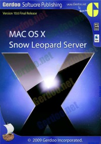 Apple Snow Leopard Server 10.6