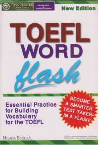 TOFEL WORD FLASH
