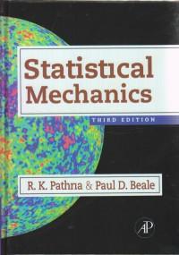 Statistical Mechnics / مکانیک استاتیک