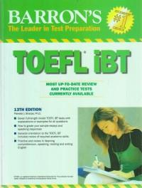 TOEFL iBT BARRON\'s