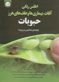 اطلس رنگی افات،بیماریها و علف های هرز حبوبات(راهنمای تشخیص در مزرعه)